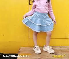 Chân váy bé gái từ 2 đến 10 tuổi – beekids | Thời trang, Quần áo, Váy bé gái
