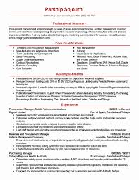Sample Resume For Inventory Manager Sample Resume For Inventory Manager Unique Manager Resume Inventory 13