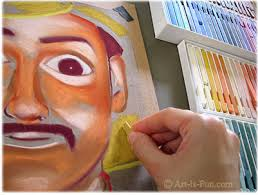 How to Use Pastels: Learn Various Pastel Painting Techniques in this Pastel  Painting Workshop! — Art is Fun