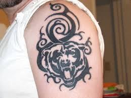 Claw tattoo meanings symbolism designs and ideas. 40 Fantastic Bear Tattoos Designs Ideas Stock Segerios Com