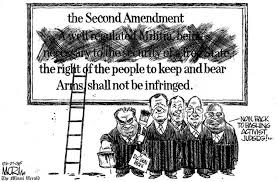 the real second amendment turning the tide an activist supreme court changes the constitution