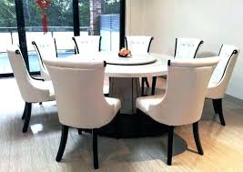 dinning dining table for 8 size round kitchen 5 piece oak seater set oak round dining round dining table