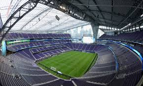 Take A Tour Of The Minnesota Vikings New Field With Google Maps