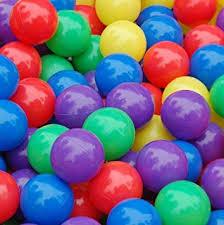 ball toys. 50 pcs colorful soft plastic ocean fun ball balls baby kids tent swim pit toys game
