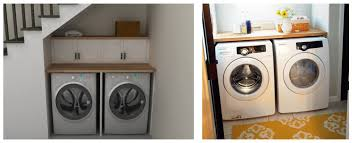 counter over washer and dryer ikea. Fine Ikea These Are The Only Two Preexisting Examples I Found After An Extensive  Search And Wouldnu0027t Call Either Of These Spaces  On Counter Over Washer And Dryer Ikea