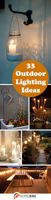 Fabulous christmas decoration ideas using candles Table Outdoor Lighting Decor Ideas Homystyle 33 Best Outdoor Lighting Ideas And Designs For 2019