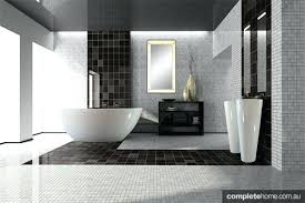 modern bathroom tile gray. Modern Grey Bathroom Tile Ideas Gray C
