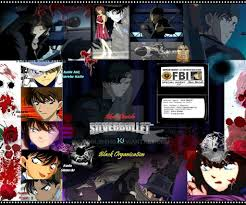 5 Geniuses of Detective Conan and Akai Shuichi by coolshiho on DeviantArt