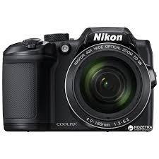 фотоаппарат nikon coolpix b500 plum 16mp 40x zoom 3 1080p wifi sdhc