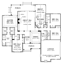 4 bdrm ranch house plans home design and style