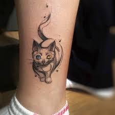 17 úžasných Kočičích Tetování Které Z Nich Si Je Podle Tebe Top