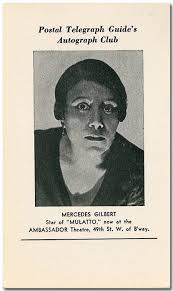 Mercedes Gilbert - Alchetron, The Free Social Encyclopedia