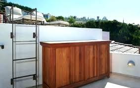 outdoor tv lift cabinet outdoor lift cabinet scenic roof deck even better with pop up build outdoor tv lift