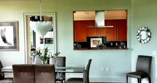 sweet looking kitchen dining room pass through flow to modern atlanta concept with