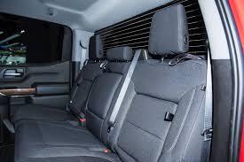 2019 silverado interior features