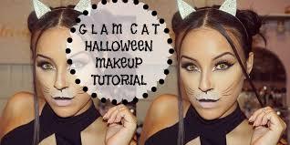 super easy glam cat makeup tutorial victoria sofia you
