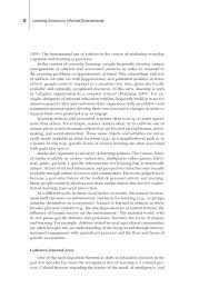 2 theoretical perspectives learning science in informal page 38