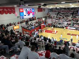 Nyc Arena Queens Seating Chart Carnesecca Arena St Johns Red Storm Stadium Journey