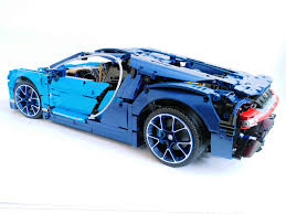 This exclusive model has been developed in partnership with bugatti automobiles s.a.s to capture the essence of the quintessential super sports. Lego Technic Parts Review 42083 Bugatti Chiron New Elementary Lego Parts Sets And Techniques
