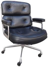 Eames executive chair Eames Soft Eames Designed Chairs For New Yorks Timelife Building In The Late 1950s These Copycatchic Midcentury Eames Executive Chair For Herman Miller Timelife For
