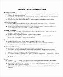 Executive Assistant Resume Objective C Level Executive assistant Resume Sample Luxury Entry Level 17