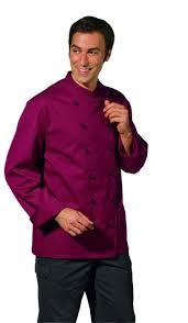 Kochjacke Leiber 1278790 Für Damen Und Herren In Bordeauxrot
