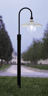 contemporary garden lamp posts driveway post yard light pole