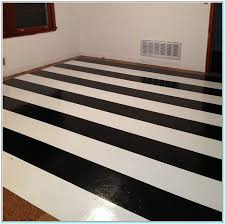 Good Black And White Striped Laminate Flooring Good Looking