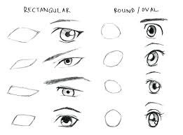 How To Draw Eyes Step By Step How To Draw Anime Eyes Step By Step For Beginners Yggs Org
