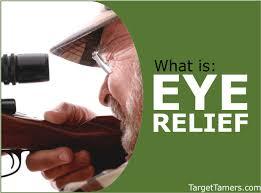What Is Eye Relief Scope Binocular Eye Relief Explained