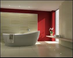 Image Bathroom Tile For Example Any Bathroom Decorate In Shades Of Red Would Be Stylish And Bold Its Really Tough Mix Mix 39 Cool And Bold Red Bathroom Design Ideas