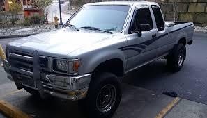1992 toyota pickup sr5 xtracab 4wd v6
