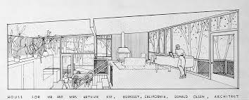 architecture drawing 500 days of summer. Donald Olsen Kip House Architecture Drawing 500 Days Of Summer E