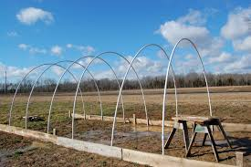 Hoop House End Wall Design Our New Hoop House Spring Forth Farm Of North Carolina