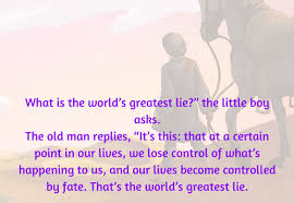 "life changing quotes from the alchemist  the alchemist quotes ""what is"