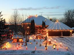 outside christmas lighting ideas. The North Pole Outside Christmas Lighting Ideas R