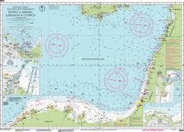 Imray Charts Mediterranean Imray M22 Egypt To Israel Lebanon And Cyprus Passage Chart