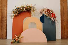 Wedding Backdrops To Frame Your Vows In Style Sorry Diy The Thesorrygirls Decor Drapes Wood Photobooth Photoshoot Summer Flower Girls Arbor Arch Floral Wall