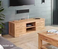 mobel oak wall rack cor07b. Mobel Oak Widescreen Television Cabinet Wall Rack Cor07b