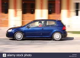 VW Volkswagen Golf GT 2.0 TDI, dark blue, model year 2005 ...