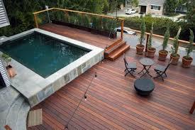 Backyard Decking Designs Model Unique Decorating Ideas