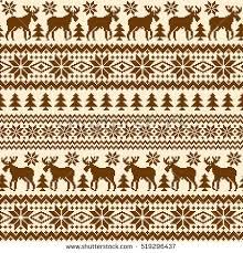Nordic Pattern Awesome Nordic Patterns Imágenes Pagas Y Sin Cargo Y Vectores En Stock