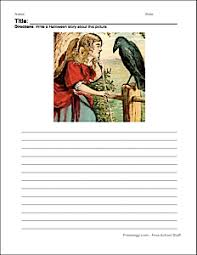 halloween scary story writing pages ology halloween creative writing pages