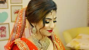 indian gold eyes makeup step by step bridal makeup for beginners hindi shruti arjun anand