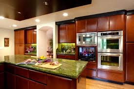 southeast asian kitchen with tourmaline granite countertops san francisco architects and building designers