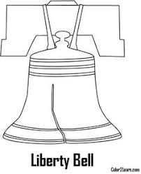 Small Picture Liberty Bell Coloring Page Liberty bells Liberty and Social studies