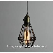 antique pendant lights. Black Vintage Industrial Antique Metal Cage Pendant Light Factory Wire Steel Lampshade Lamps - Buy Lights