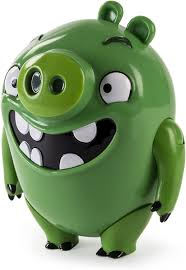 Amazon.com: Angry Birds - Tricky Talking Pig: Toys & Games