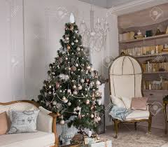 Grey Christmas Tree Christmas Design Elegant Christmas Living Room Ideas Bercudesign