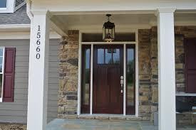 craftsman style front doorsCraftsman Style Front Door  Entry  DC Metro  by Mike Garcia